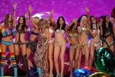 Guess the Model Wearing the Crazy Victoria's Secret Fashion Show Outfit