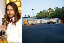 Jared Leto Moves Into a Quirky Former Military Compound
