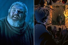 This Stunning 'Game of Thrones' Art Is the Best Way to Remember Hodor the Hero