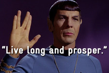 Remembering Spock's Wit & Wisdom in 17 Pictures