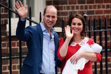 Kate Middleton Is A New Mom!