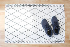 Make Your Own Moroccan Rug Mat