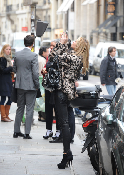 Abbey Clancy Ankle boots