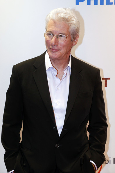 More Pics of Richard Gere Men's Suit (1 of 6) - Richard Gere Lookbook - StyleBistro