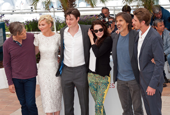 'On The Road' Photocall at Cannes 3