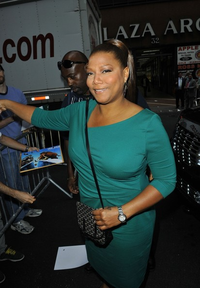 More Pics of Queen Latifah Printed Purse (5 of 13) - Printed Purse Lookbook - StyleBistro