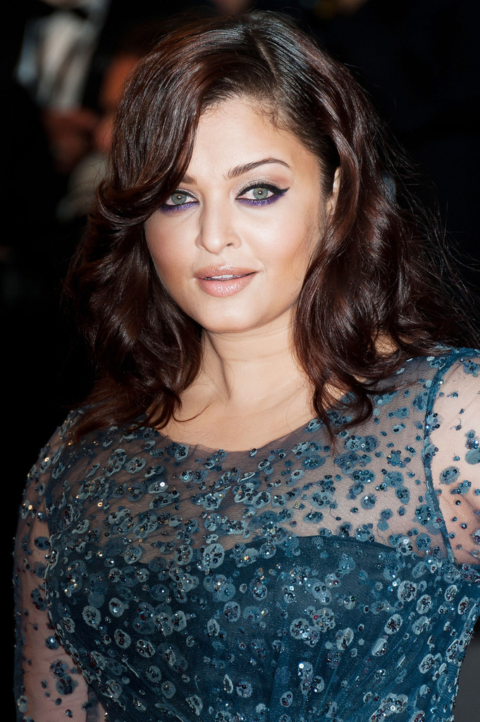 "Aishwarya Rai  arrives at the screening of ""Cosmopolis"" during the 65th Cannes International Film Festival, at the Palais des Festivals in Cannes, southern France."