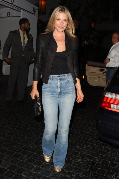 Ali Larter Leather Jacket