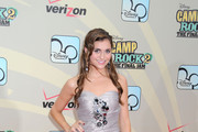 Alyson Stoner Half Up Half Down