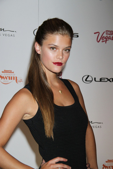 More Pics of Nina Agdal Little Black Dress (1 of 6) - Nina Agdal Lookbook - StyleBistro