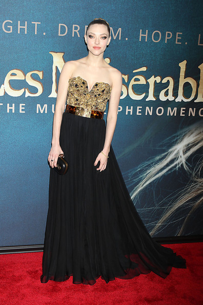 Stars at the Premiere of 'Les Mis'