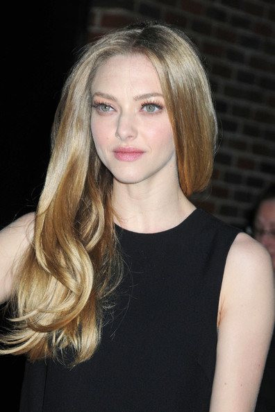 Amanda Seyfried's Ashy Blonde