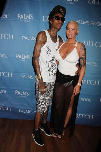 Amber Rose Cover-up