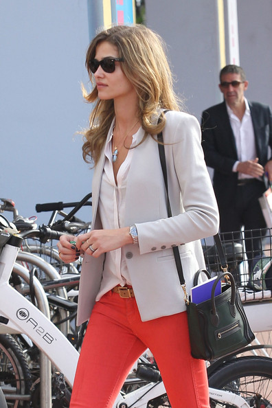 Ana Beatriz Barros Cross Body Tote []