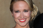 Anna Camp Red Lipstick