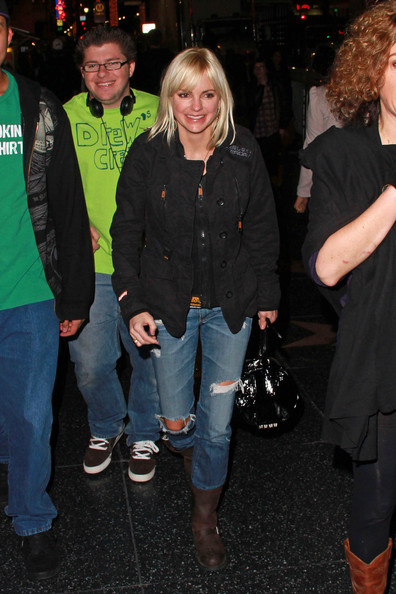 Anna Faris Shoes