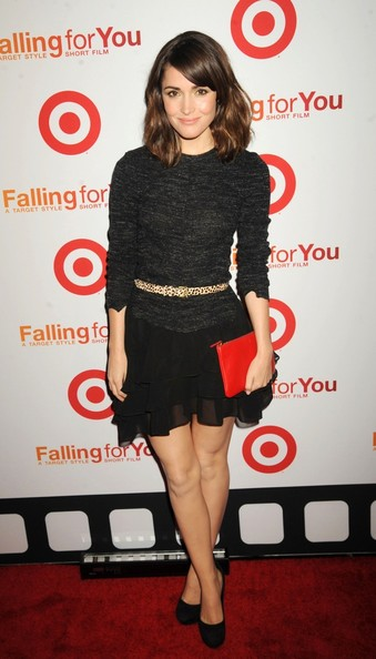 More Pics of Rose Byrne Printed Belt (4 of 5) - Printed Belt Lookbook - StyleBistro