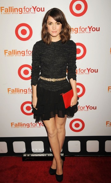 More Pics of Rose Byrne Leather Clutch (1 of 5) - Rose Byrne Lookbook - StyleBistro