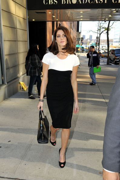 More Pics of Ashley Greene Cocktail Dress (1 of 13) - Ashley Greene Lookbook - StyleBistro