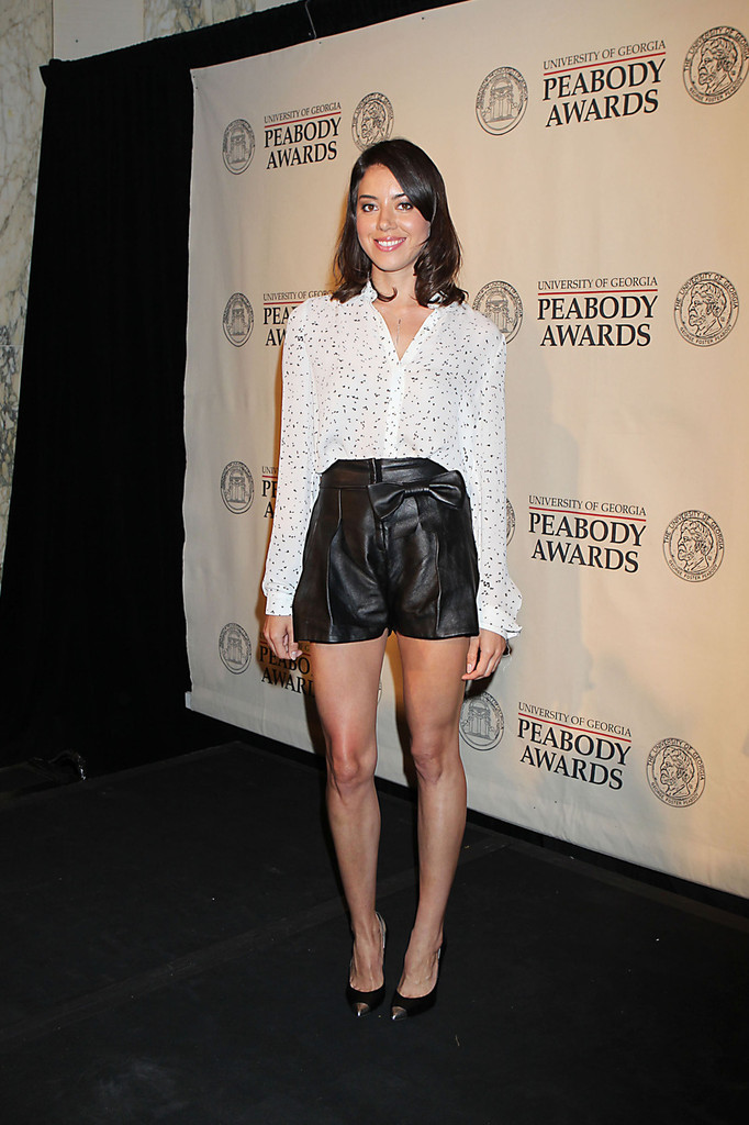 aubrey plaza dress shorts pants amp shorts lookbook