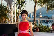 Audrey Tautou Evening Dress