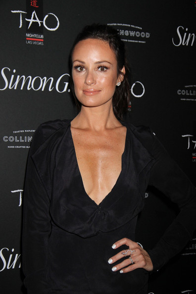 More Pics of Catt Sadler Little Black Dress (1 of 3) - Catt Sadler Lookbook - StyleBistro