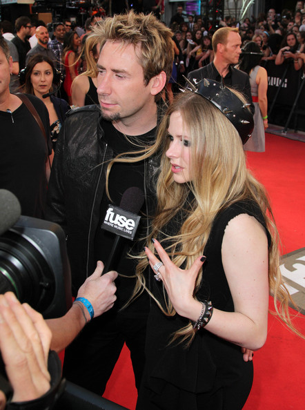 Stars at the Much Music Video Awards