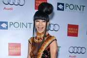 Bai Ling Beaded Dress