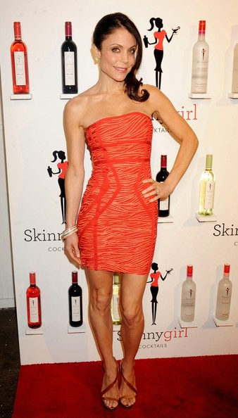 More Pics of Bethenny Frankel Ponytail (1 of 4) - Bethenny Frankel Lookbook - StyleBistro