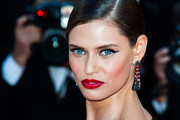 Bianca Balti Cat Eyes