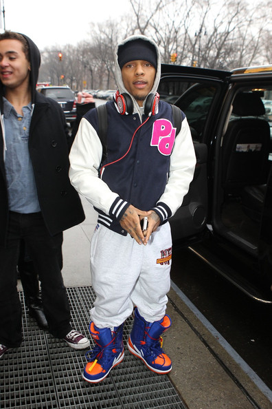 Bow Wow Track Jacket