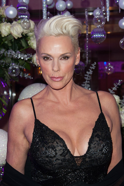 More Pics of Brigitte Nielsen Evening Dress (4 of 8) - Brigitte Nielsen Lookbook - StyleBistro