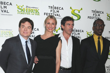 "Mike Myers Cameron Diaz The ""Shrek Forever After"" Premiere in Los Angeles"