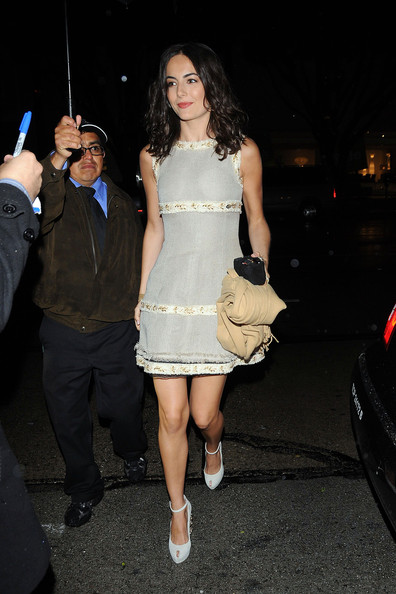 Camilla Belle Peep Toe Pumps