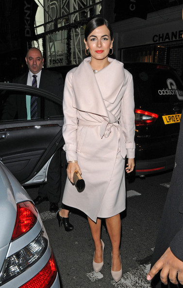 Camilla Belle Wool Coat