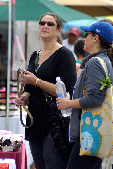 More Pics of Camryn Manheim Leather Hobo Bag (2 of 6) - Camryn Manheim Lookbook - StyleBistro