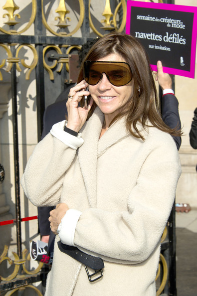 Celebs Attend the Stella McCartney Show
