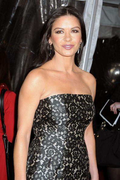 More Pics of Catherine Zeta-Jones Fishtail Dress (3 of 10) - Fishtail Dress Lookbook - StyleBistro