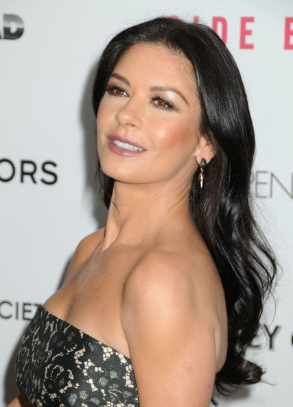 More Pics of Catherine Zeta-Jones Fishtail Dress (7 of 10) - Fishtail Dress Lookbook - StyleBistro