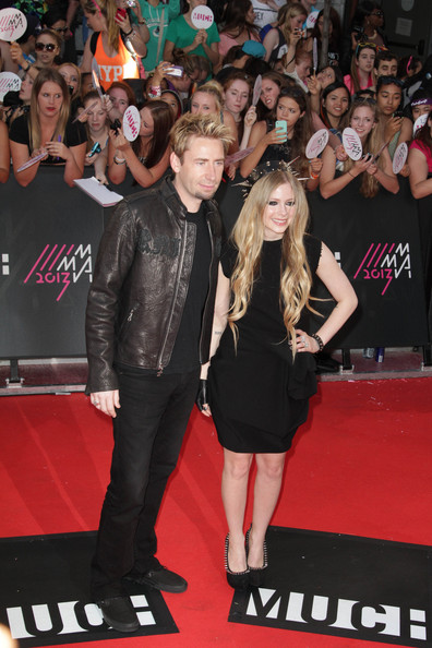 Stars at the Much Music Video Awards —Part 2