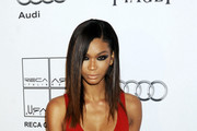 Converse to Tom Ford: Chanel Iman's High-Low Style