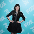 Zooey Deschanel at the 2013 FOX Programming Presentation Post-Party