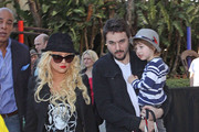 Jordan Bratman and Christina Aguilera Photo