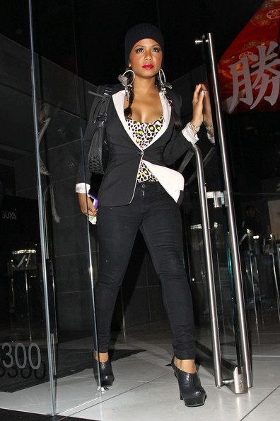 Christina Milian Ankle Boots []
