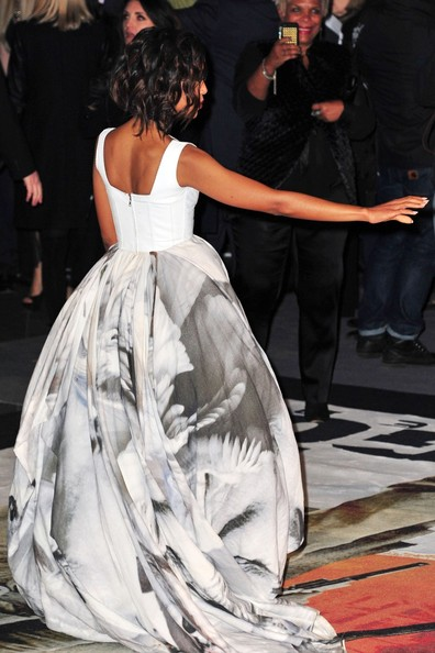 More Pics of Kerry Washington Evening Dress (1 of 8) - Evening Dress Lookbook - StyleBistro