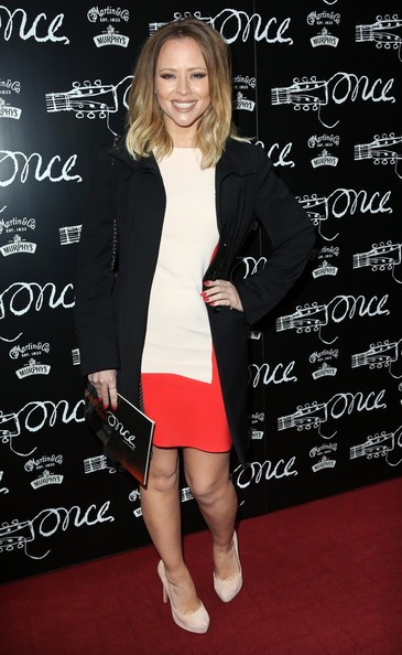 More Pics of Kimberley Walsh Wool Coat (1 of 2) - Kimberley Walsh Lookbook - StyleBistro