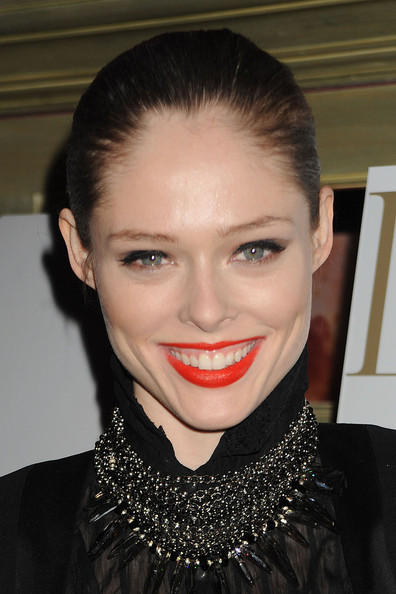 Coco Rocha on the Red Carpet