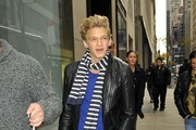 Cody Simpson Patterned Scarf