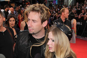 Avril Lavigne and Chad Kroeger Photo