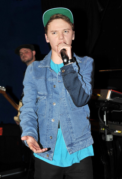 Conor Maynard Denim Jacket